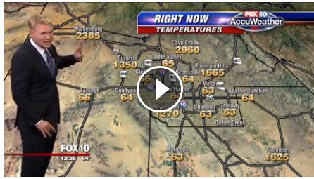 Phx Weather Report