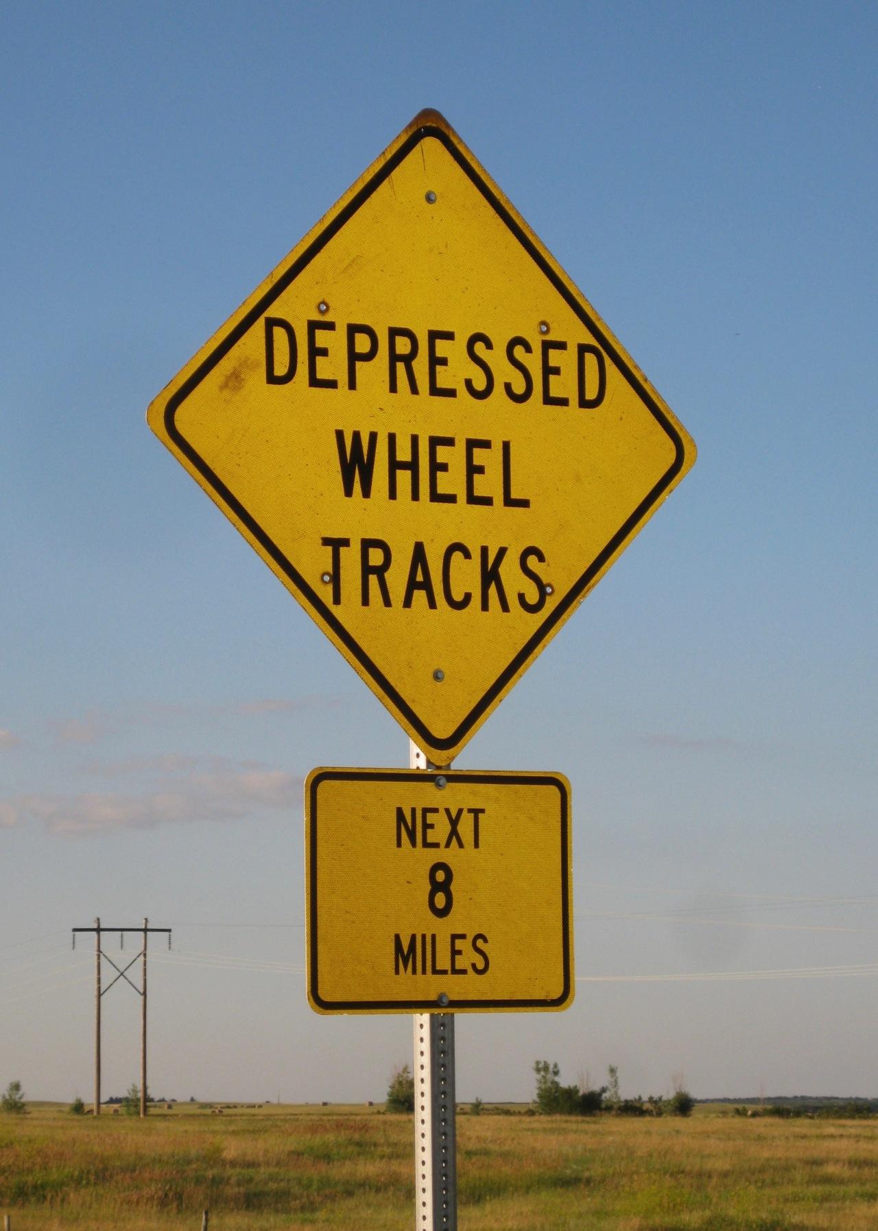 Depressed Wheels TRNP ND 07-2010