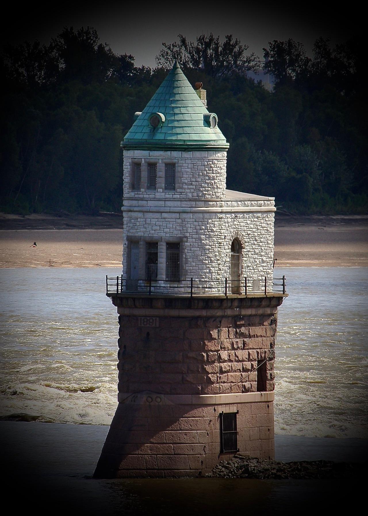 Water Intake Tower 2