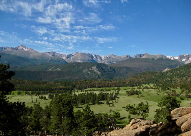 View of Upper Beaver Meadows