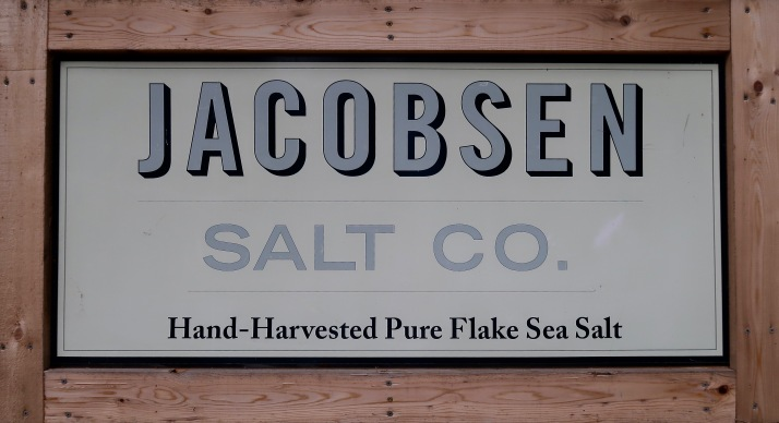 Jacobsen Salt Co Sign