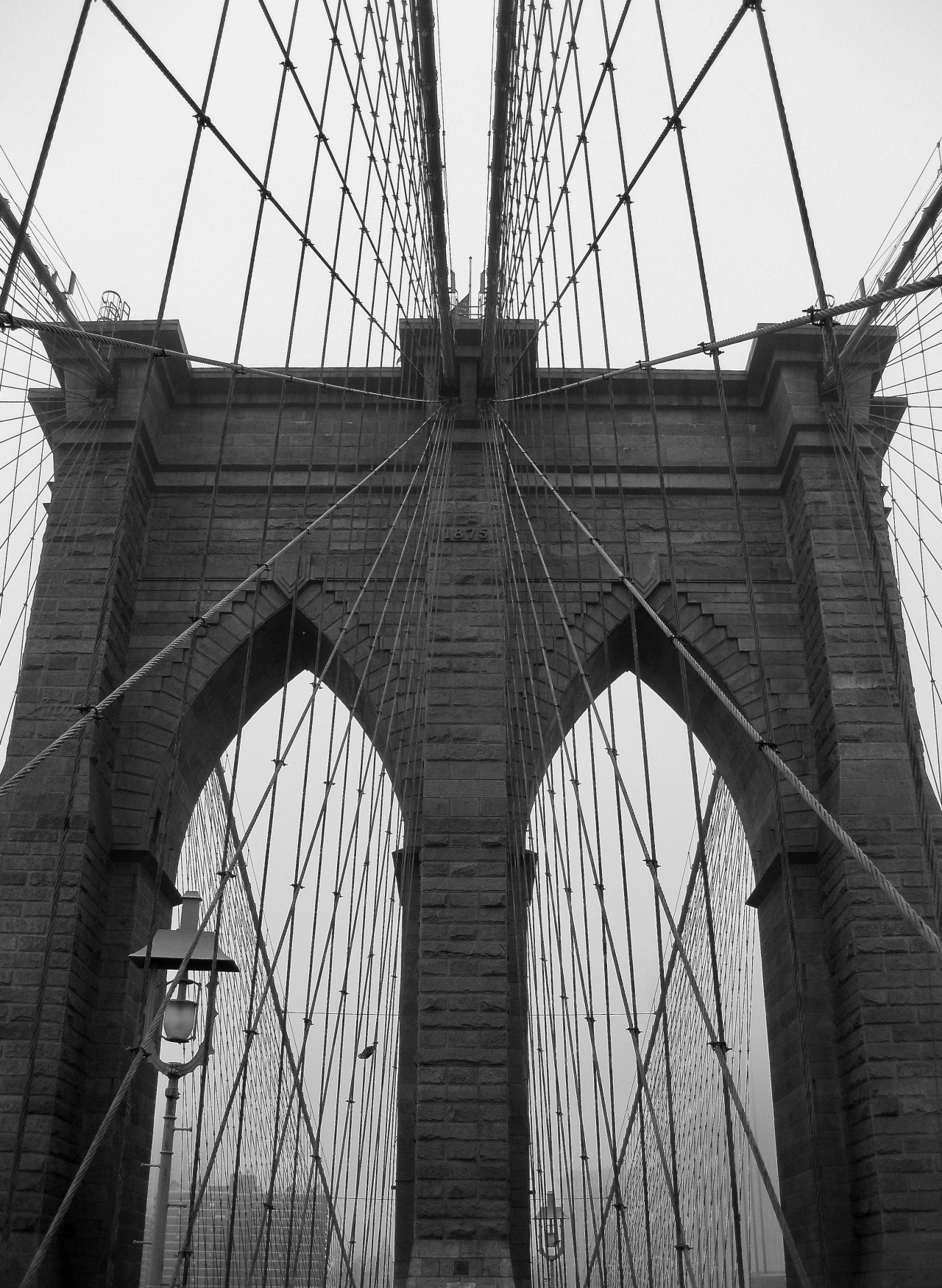Brooklyn Bridge NY NY 01-2012