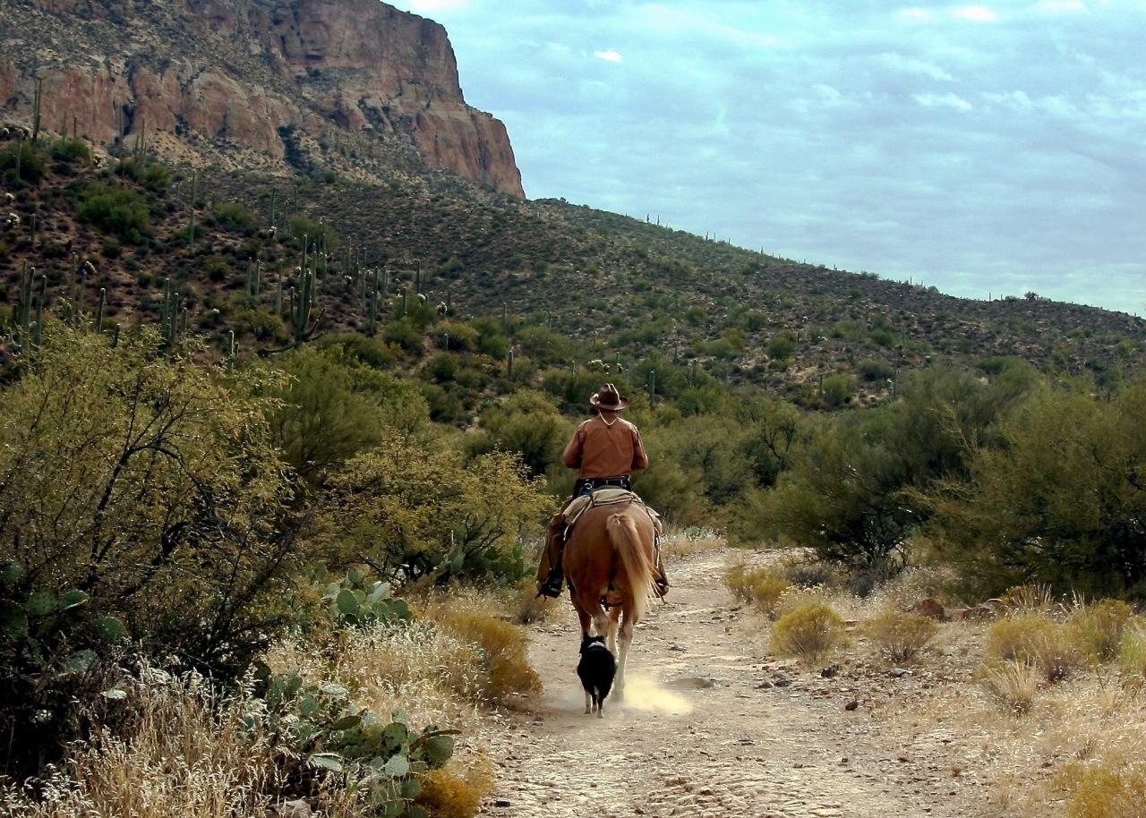 AZ Trail Rider 12-2005