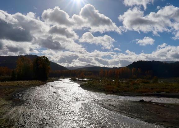 Nisqually River, WA