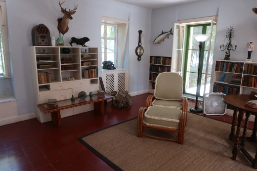 Inside Hemingway's Writing Studio
