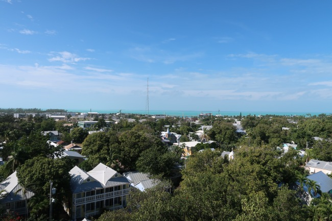 View of Key West Harbor