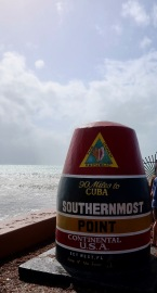 Southernmost Point Marker