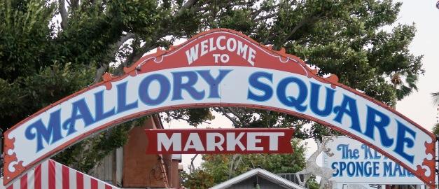 Mallory Square Sign