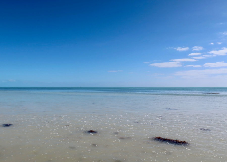 Shallow Water, Bahia Honda State Park