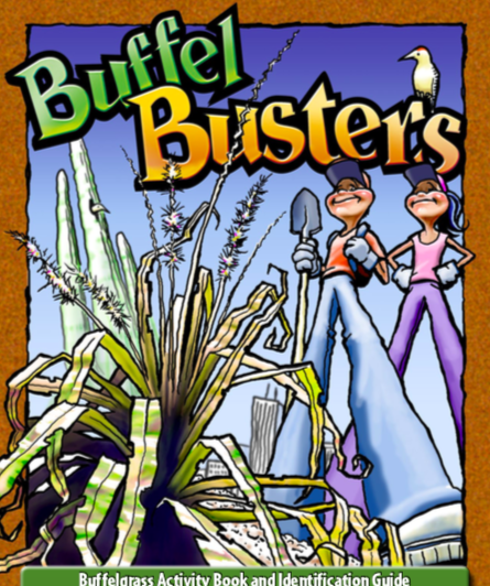Buffel Buster Cover
