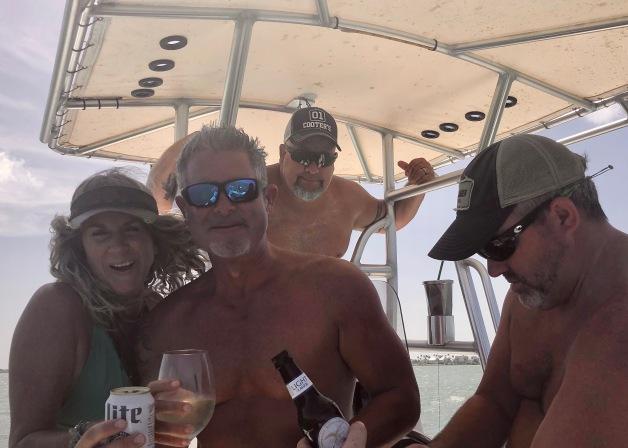 Jillian, Justin, Bob, Josh