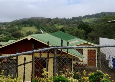 Tico House in the Hills