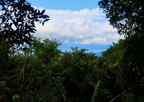 View of Nicoya Gulf