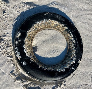 Half a Tire